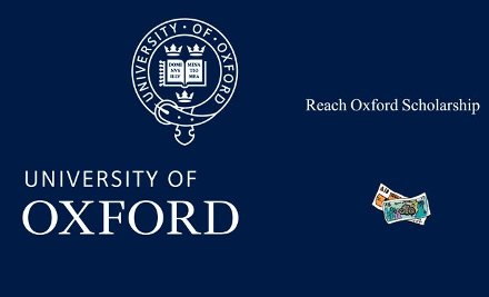 Reach Oxford Undergraduate Scholarship 2017- Oxford University