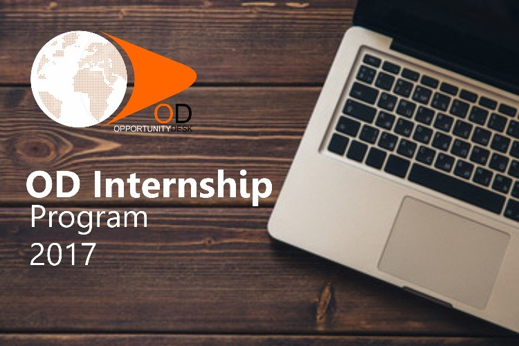 Opportunity Desk Internship Program for Africans and Asians 2017