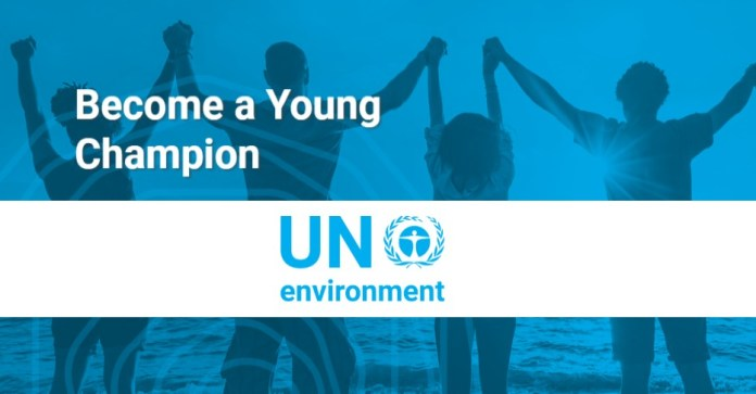 Image result for UN Young Champions of the Earth Competition 2020