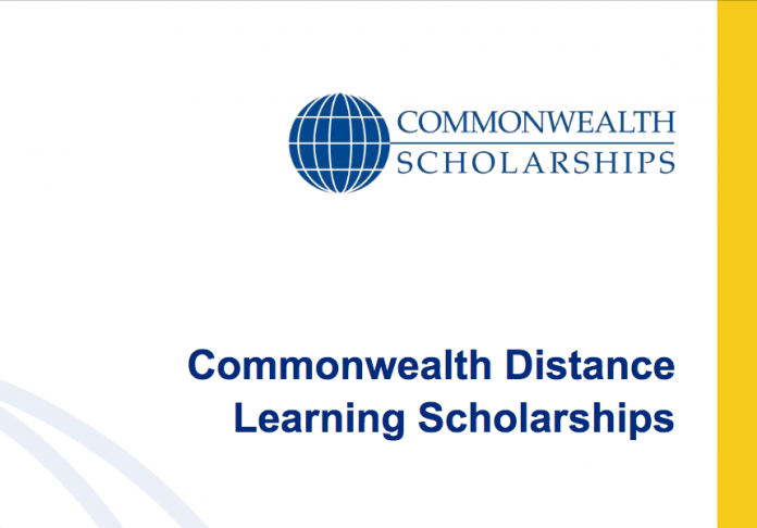 Commonwealth Distance Learning Scholarships 2020/2021 for Young  Professionals to Study in a UK University | Opportunity Desk