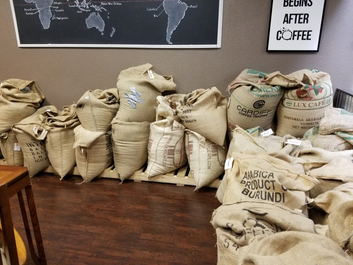 Desert Wind Coffee Roasters Embraces Local Uniqueness