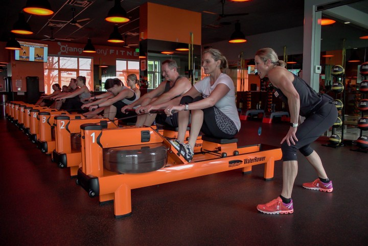Orangetheory Fitness Rolling in Reno