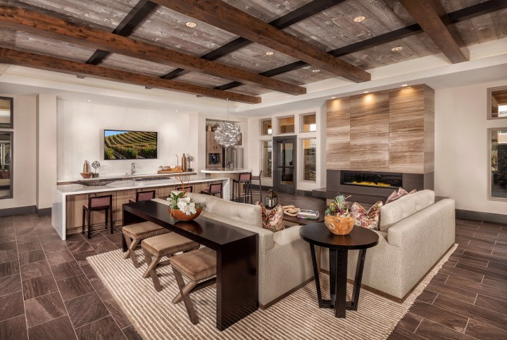 Harvest at Damonte Ranch introduces New Concept in Multifamily Living