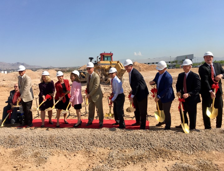 UNLV Research Park Means New Opportunities for Nevada