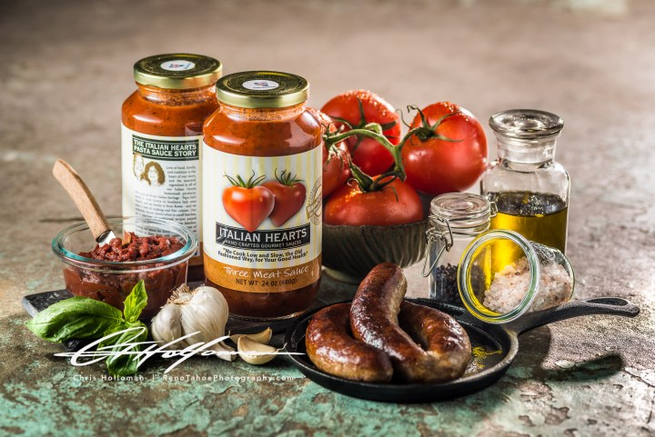Italian Hearts Gourmet Foods: Soul Food — Italian Style