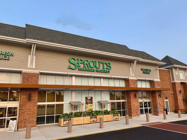 Sprouts Farmers Market will be opening up a brand new location at Reno Public Market