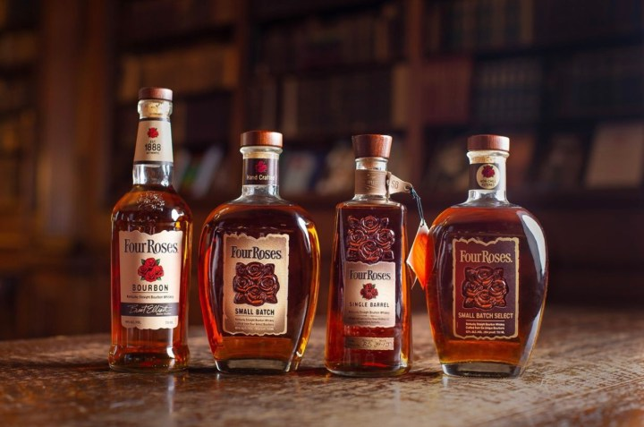 Four Roses' acclaimed addition to its Bourbon lineup expanding to Nevada