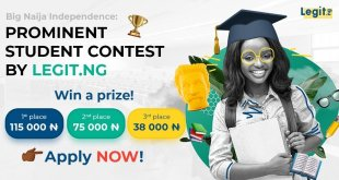 legitng big naija independence contest 2020 up to 200k in prizes - LegitNg Big Naija Independence Contest 2020 (up to 200k in prizes)