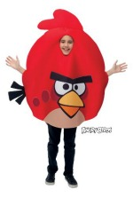 crap christmas gifts angry birds costume