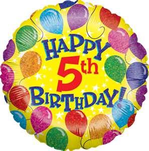 happy blogging birthday
