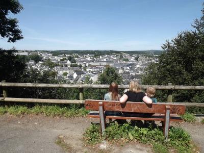 Exploring Brittany Quimper
