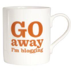 blogging mug