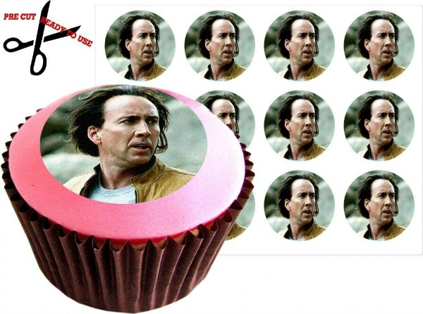 nicolas cage cupcakes