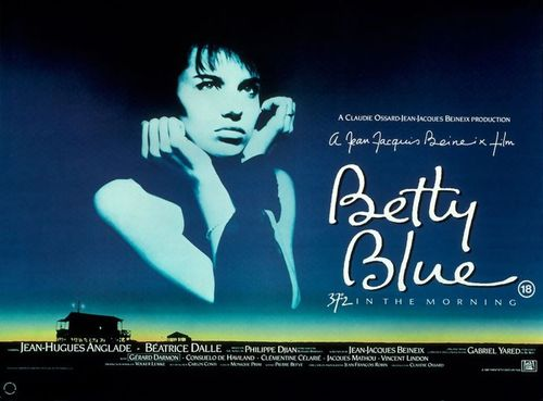 betty blue film poster