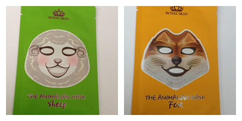 royal skin animal masks