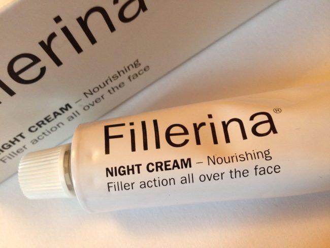 Fillerina night cream