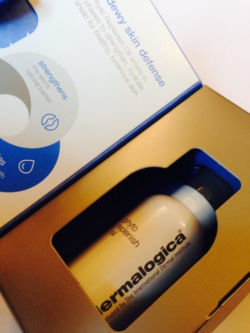 dermalogica phyto replenish oil review