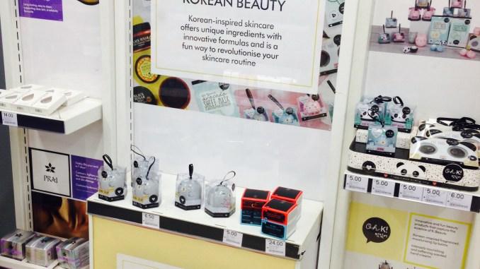 Korean beauty Boots