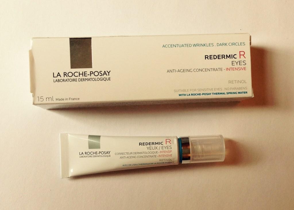la roche posay redermic r eye cream with retinol