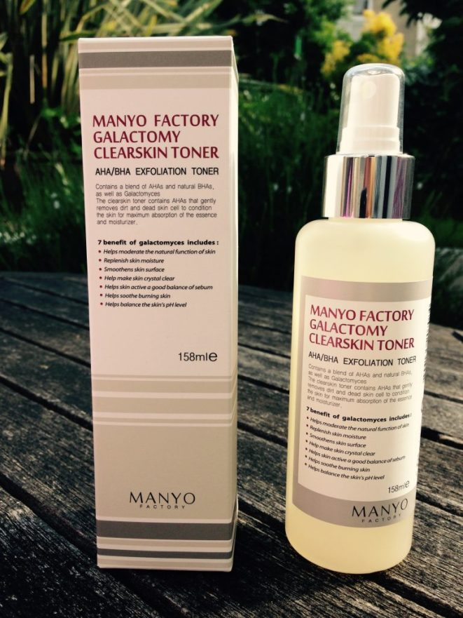 Manyo Factory Galactomy Clearskin Toner