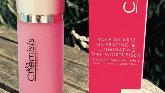 Skin Chemists Rose Quartz Moisturiser