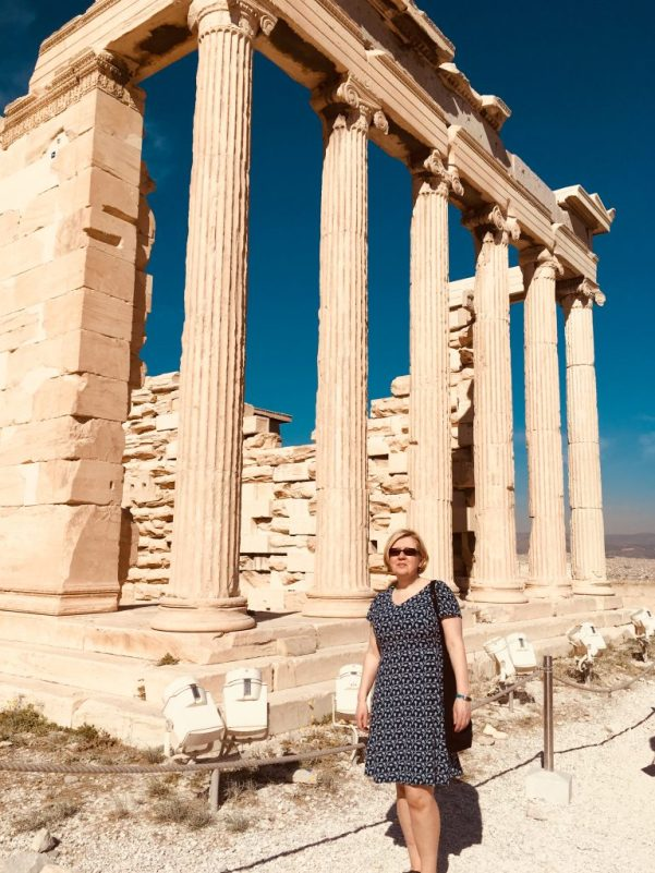 things to do in athens - visiting the Acropolis
