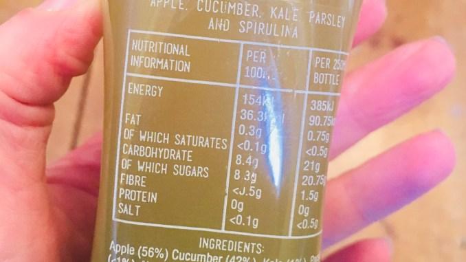 Nutriseed juice cleanse