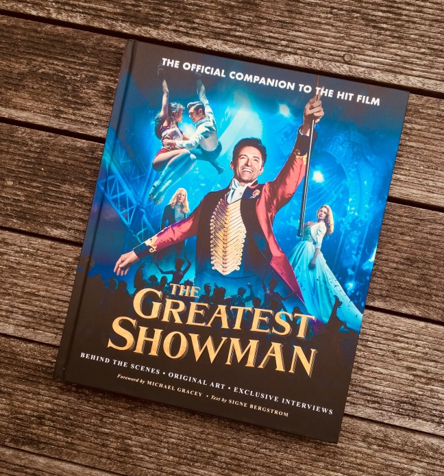 The Greatest Showman book