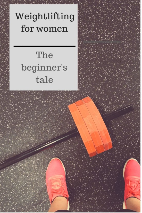 weightlifting for women the beginner's tale