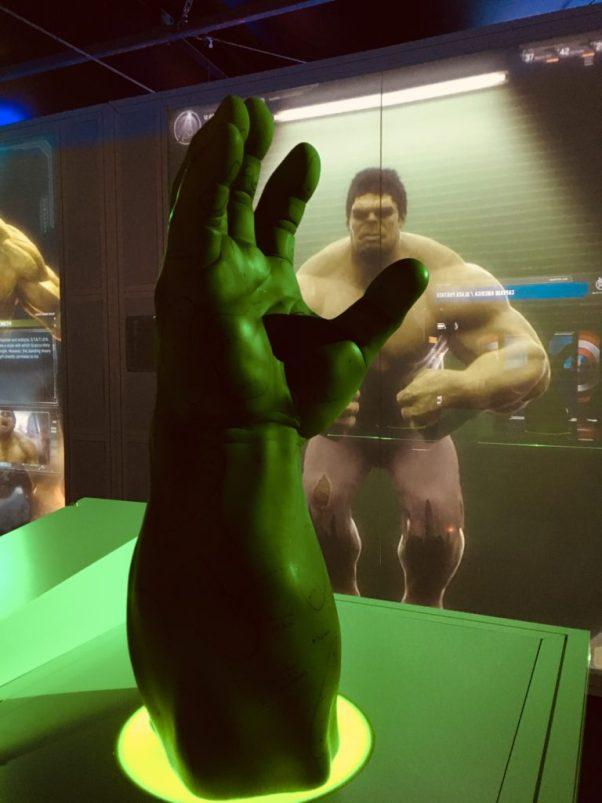 marvel avengers station review hulk pic