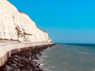 Undercliff Walk Brighton