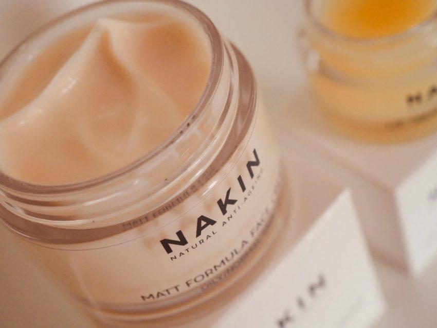 nakin skincare matt formula