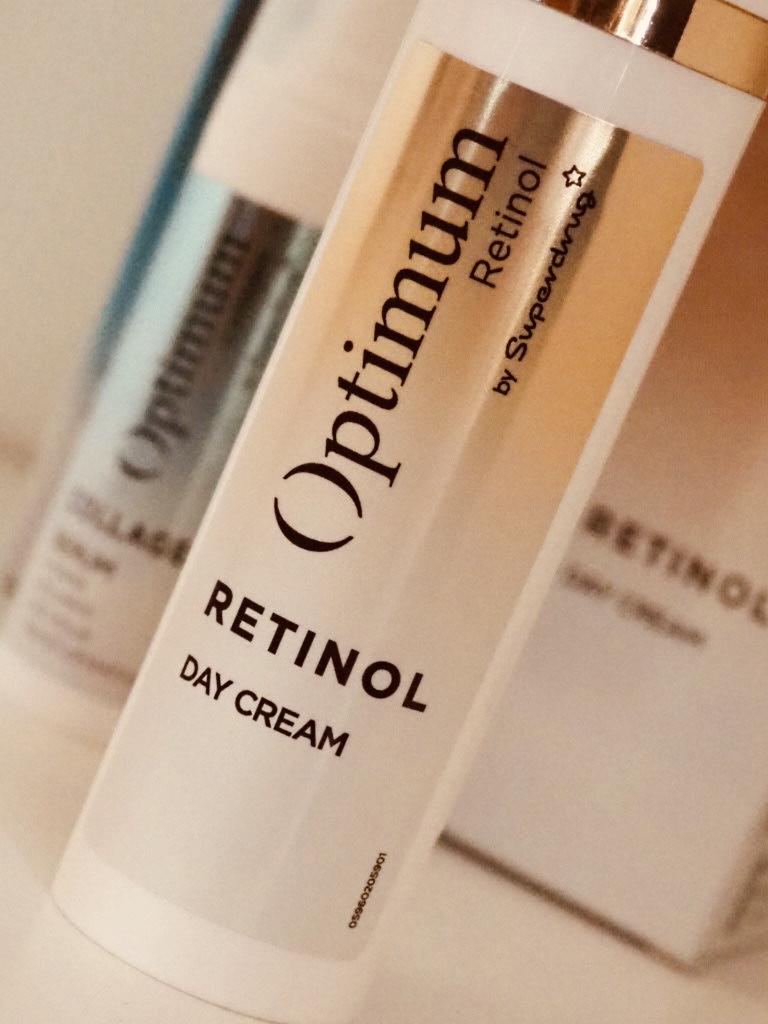 Retinol day cream by Superdrug Optimum Retinol