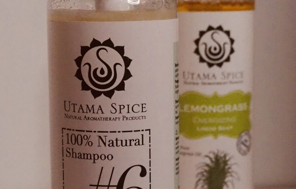 SLS free products by Utama Spice