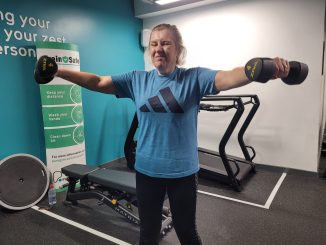 weightlifting for women aged 50+ with adidas