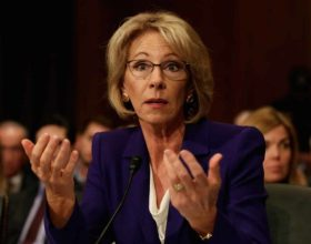 DeVos questions CBO math