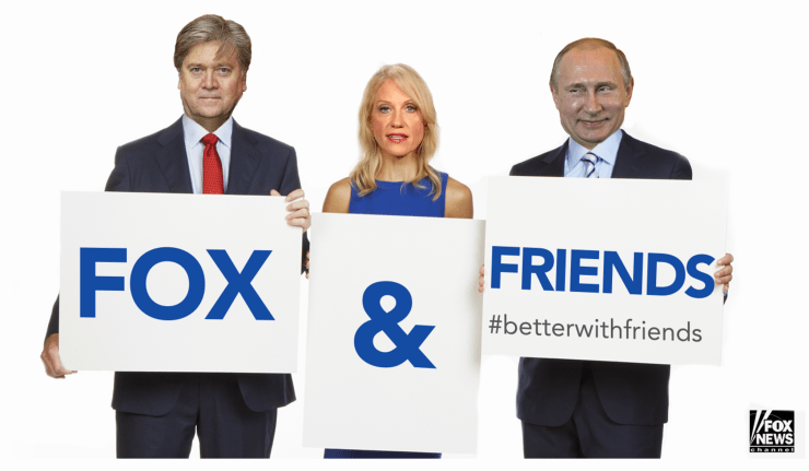Fox and Friends announces new line-up
