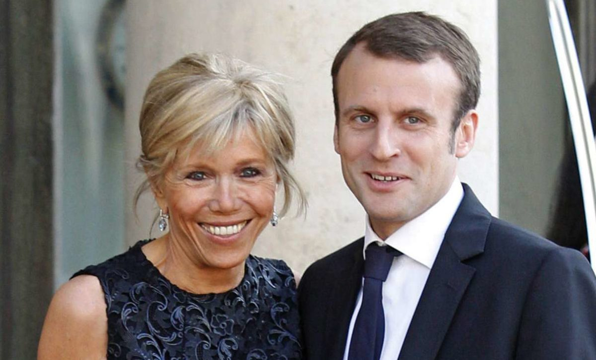 Trump furious as literature teacher becomes France's first lady