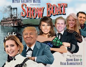 "Upset by ""showboat"" Comey, Trump family fights back"