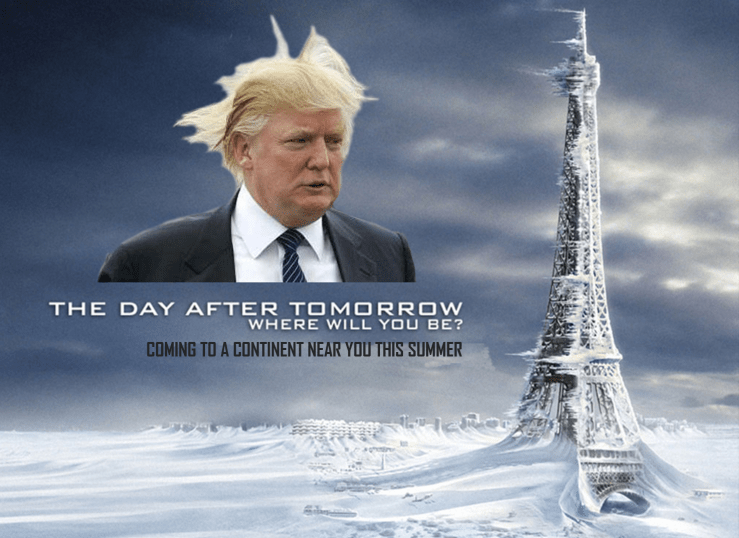 Trump unleashes his ultimate plan – destroy planet Earth