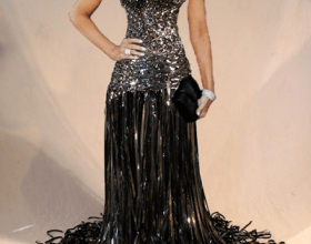 Melania's evening gown causes concern following Comey testimony