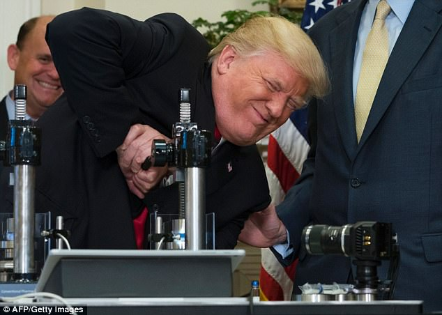 "Trump blames press for ""Celebrity American Baking Show"" failure"