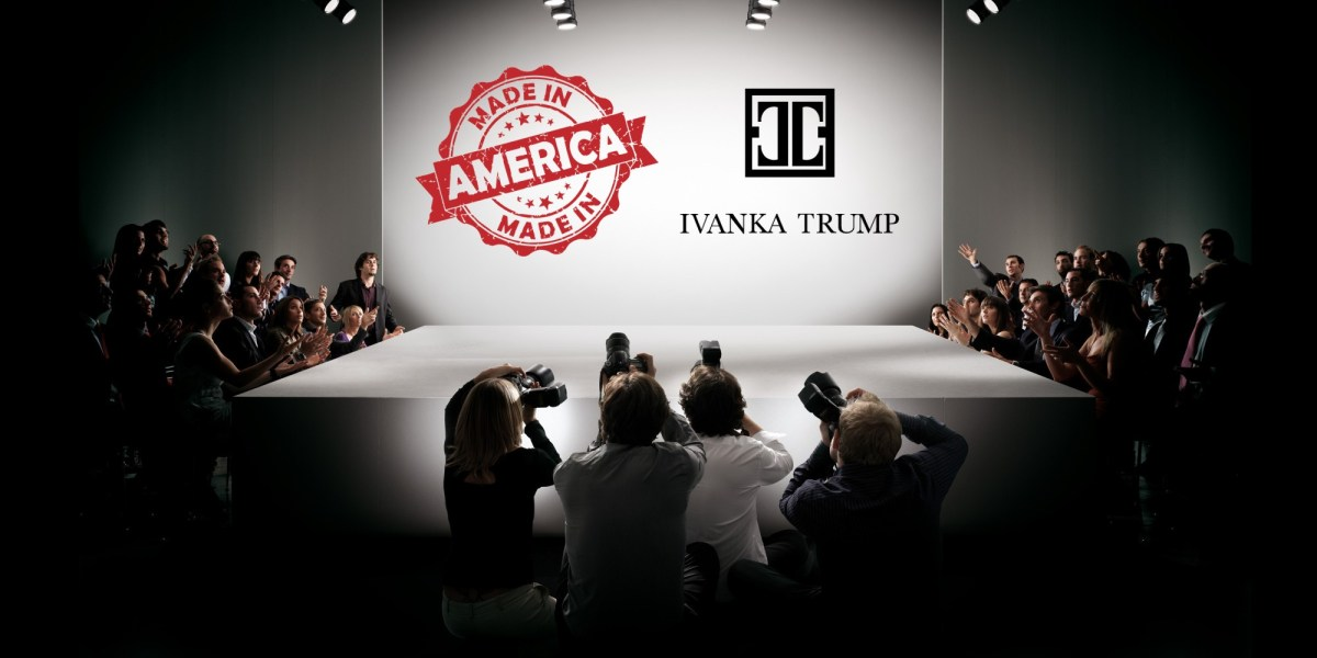 "Ivanka's ""Made in America"" fashion show turns into a no-show"