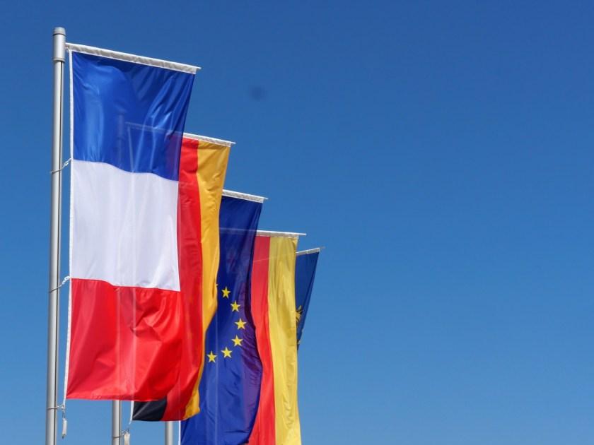 EU Flaggen - Foto: O24