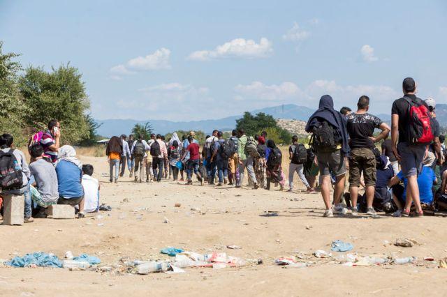 Idomeni 2015 - Foto: <a href='https://de.123rf.com/profile_ververidis'>ververidis / 123RF Standard-Bild</a>