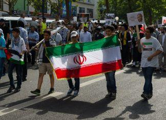 Al-Quds-Tag Berlin / Foto: buschmen / 123RF Standard-Bild