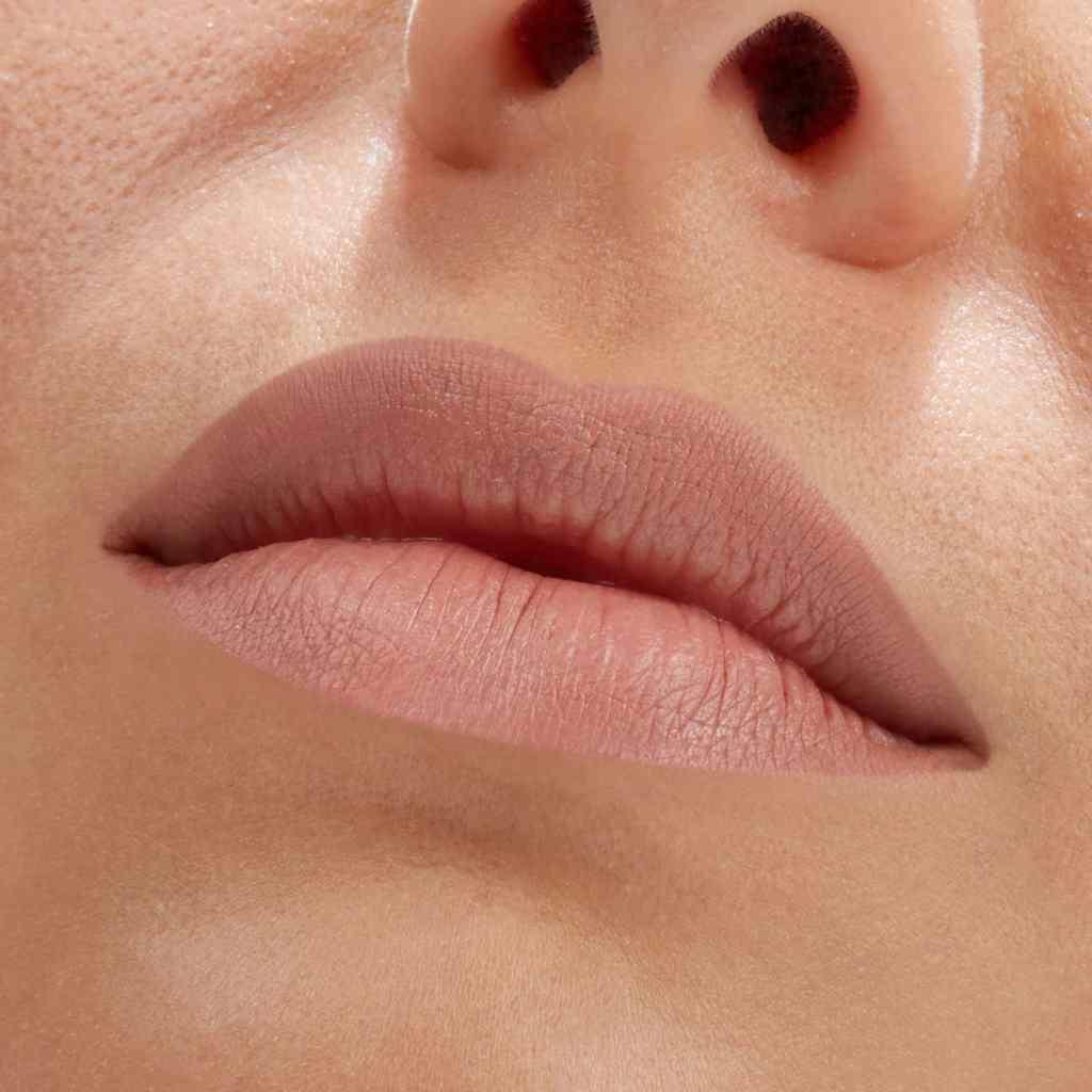Pulizia delle labbra