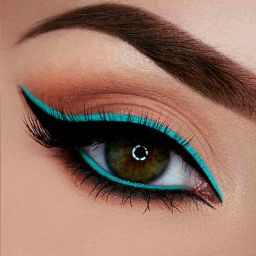 delineazione colorata eyeline color