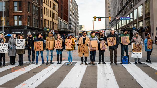 #BlackLivesMatter #WhiteRadicalsOfAmerica  Tweets 8.24