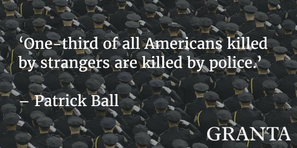 Police Violence – More Questions than Answers